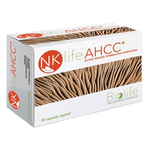 NKLIFE AHCC 60CPS