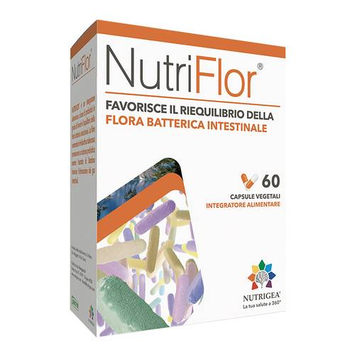 NUTRIFLOR 60CPS NF