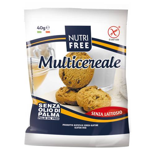 NUTRIFREE MULTICEREALE 40G