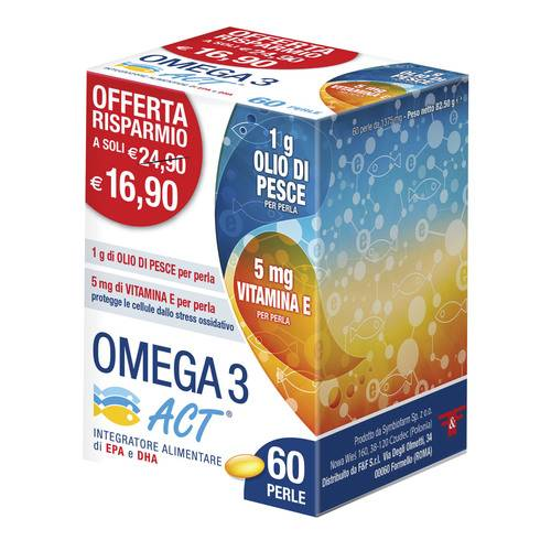 OMEGA 3 ACT 1G