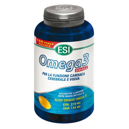 OMEGA 3 SMALL 120PRL
