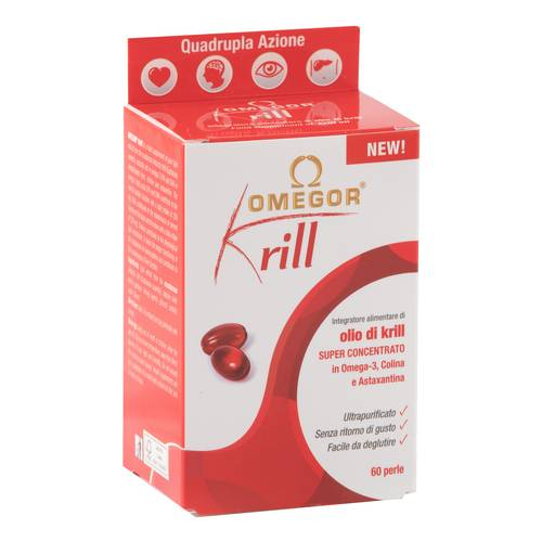 OMEGOR KRILL 60CPS MOLLI