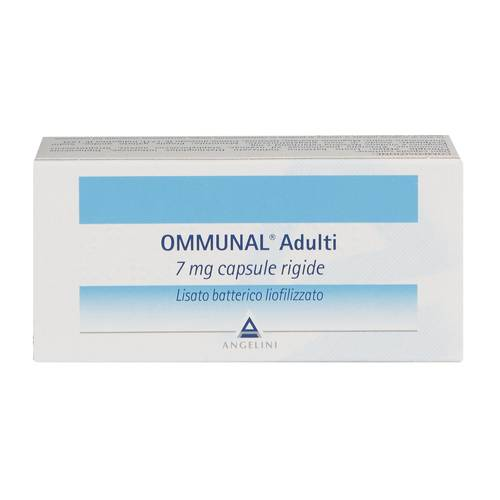 OMMUNAL*AD 30CPS 7MG