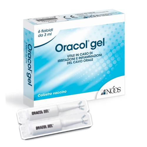 ORACOL GEL 6F 3ML