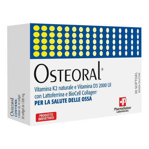 OSTEORAL 30CPS MOLLI