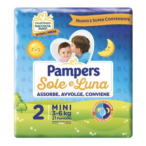 PAMPERS SOLE&LUNA FLASH MINI21