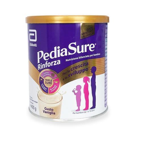 PEDIASURE RINFORZA VAN 400G