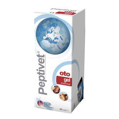PEPTIVET OTO GEL 40ML