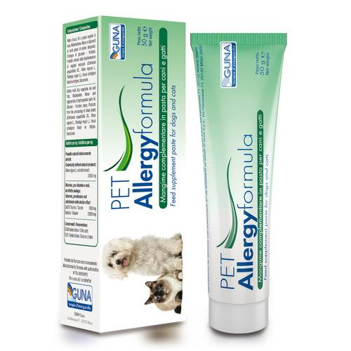 PET ALLERGYFORMULA 50G