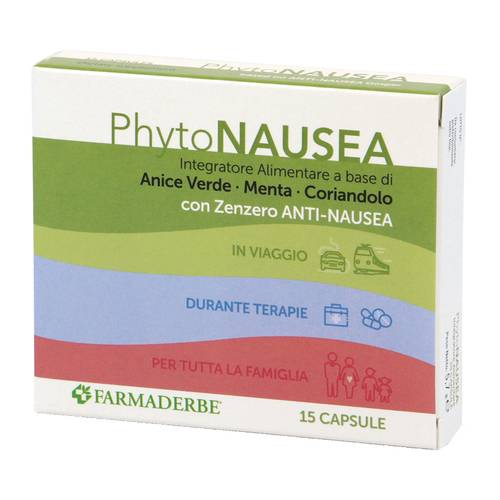 PHYTO NAUSEA 15CPS