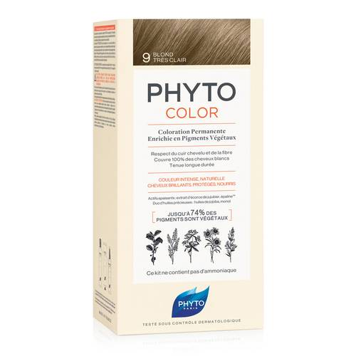 PHYTOCOLOR 9 BIONDO CHIARISS