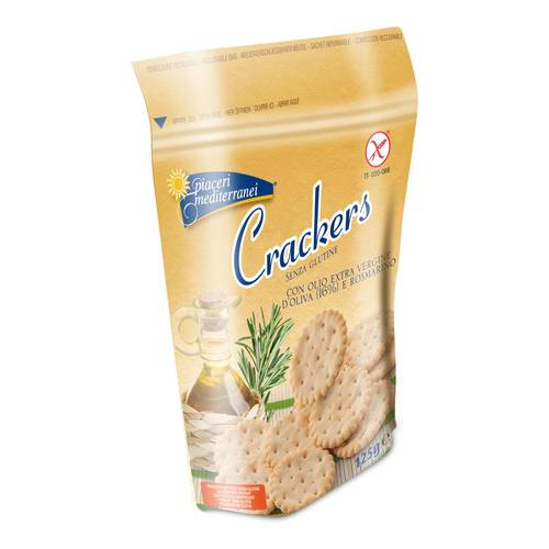 PIACERI MEDIT CRACKERS ROSMAR