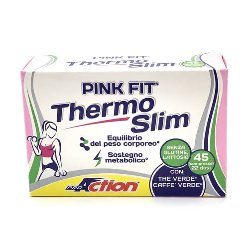 PINK FIT THERMO SLIM 45CPR
