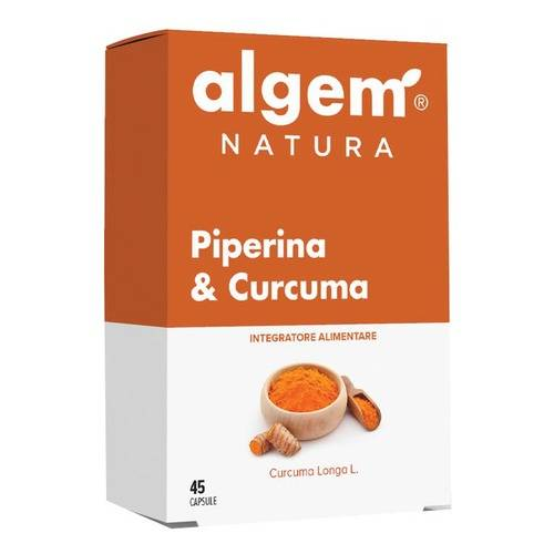 PIPERINA&CURCUMA 45CPS