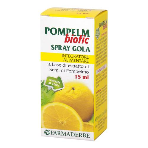 POMPELMBIOTIC SPRAY 15ML