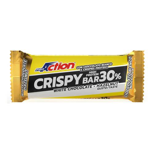 PROACTION CRISPY BAR WHITE CHO