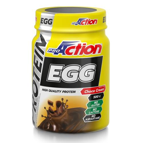 PROACTION EGG PROTEIN CHOCO CR