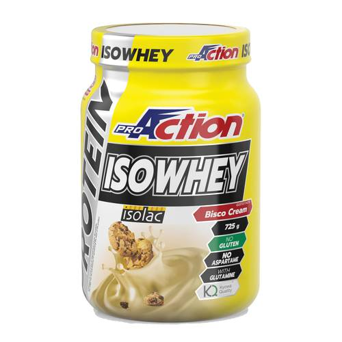 PROACTION ISOWHEY BISCO CREAM