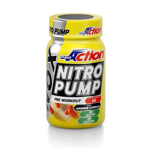 PROACTION NITRO PUMP NOX 60CPR