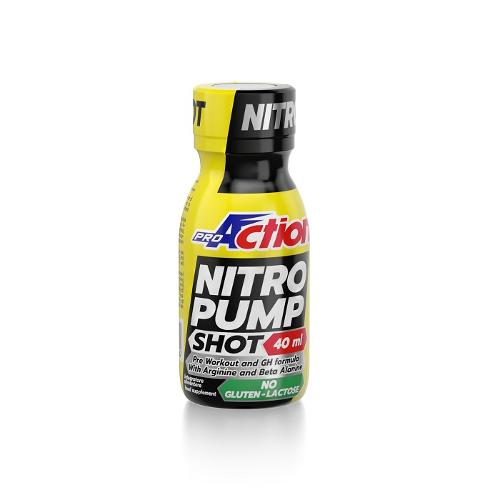 PROACTION NITRO PUMP SHOT 40ML