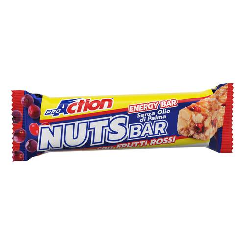 PROACTION NUTS BAR FRUTTA 30G
