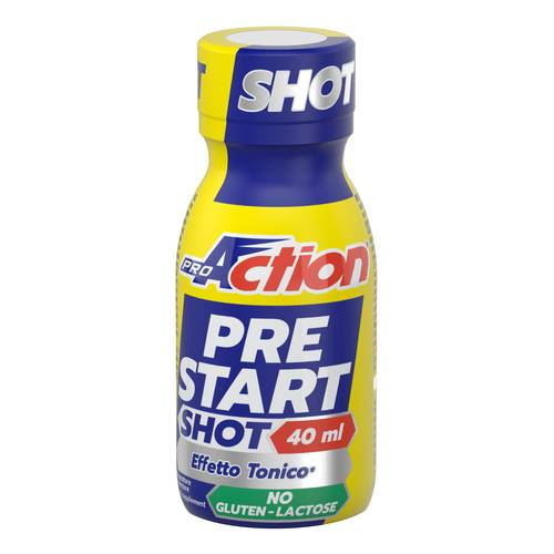 PROACTION PRESTART SHOT 40ML