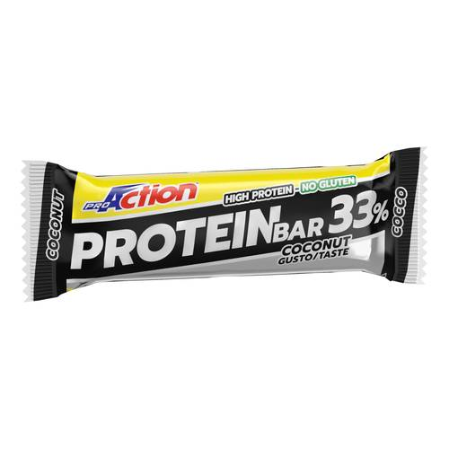 PROACTION PROT BAR 33% COCC50G