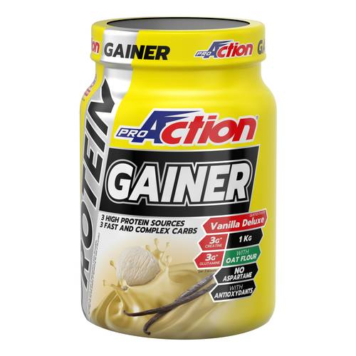 PROACTION PROTEIN GAINER VAN
