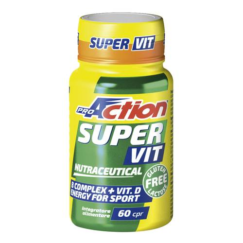 PROACTION SUPERVIT 60CPR