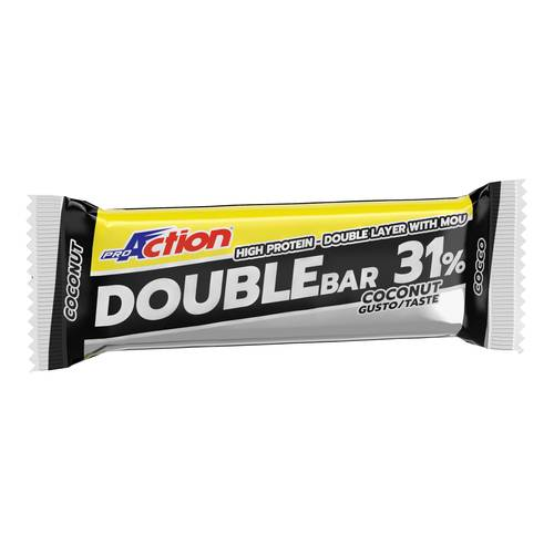 PROMUSCLE DOUBLE BAR 32% COCCO