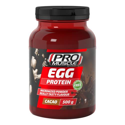 PROMUSCLE EGG PROTEIN CACAO