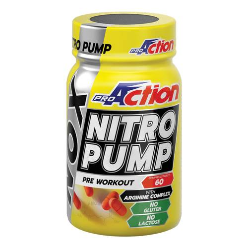 PROMUSCLE NITRO PUMP ARG 60CPR