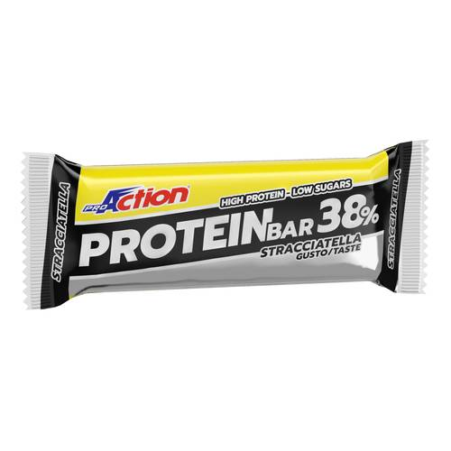 PROMUSCLE PROTEIN BAR 38% STRA