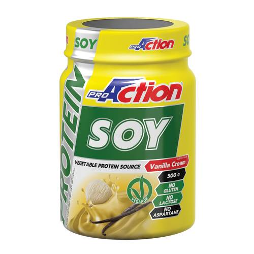 PROMUSCLE SOY PROTEIN VAN CR