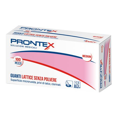 PRONTEX GUANTO LATTICE S/AMI M
