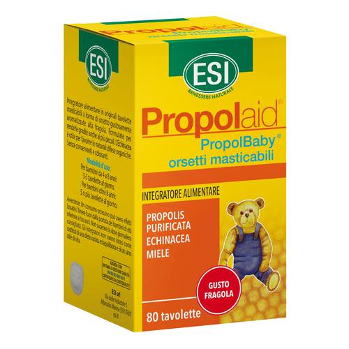 PROPOLAID Propolbaby 80caramelle