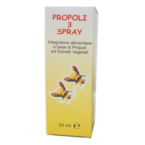 PROPOLI 3 Studio3Farma Spray 20 ml