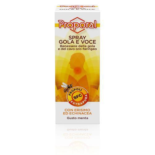 PROPORAL SPRAY GOLA VOCE 25ML