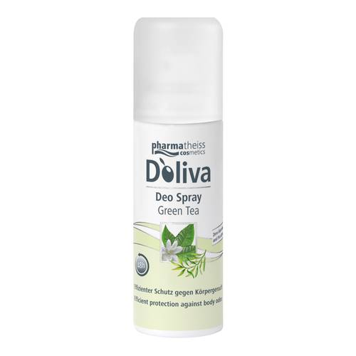 PTC DOLIVA DEOSPRAY THE VERDE