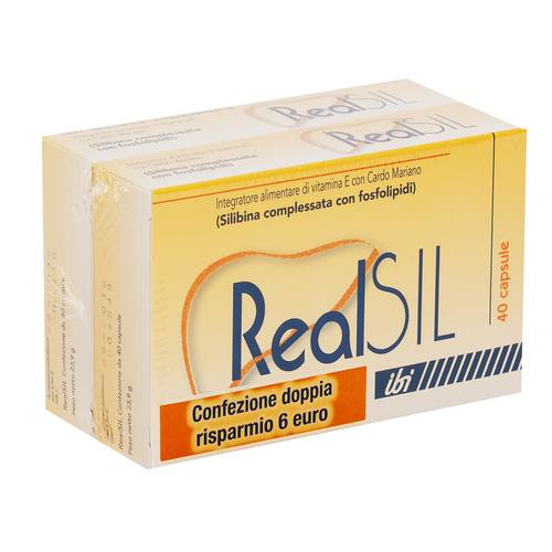 REALSIL BIPACK 80CPS