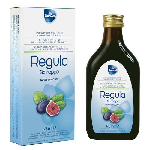 REGULA SCIROPPO 175ML