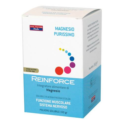 REINFORCE MAGNESIO PURISS 150G
