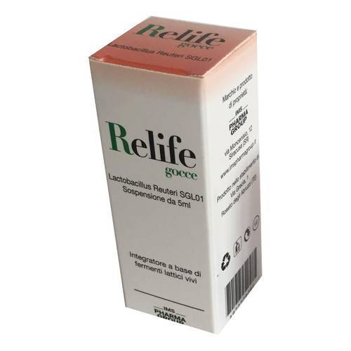 RELIFE GOCCE 5ML