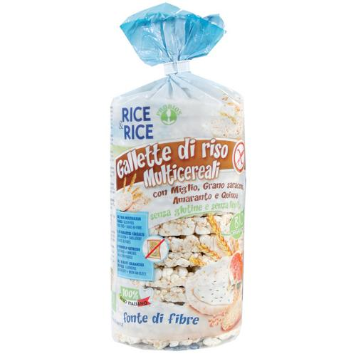 R&R GALLETTE MULTICEREALI 100G