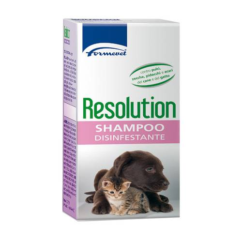 RESOLUTION SHAMPOO*FL PE 200ML