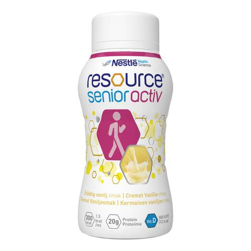 RESOURCE SENIOR AC VAN 4X200ML