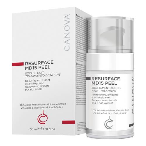 RESURFACE MD 15 PEEL CANOVA