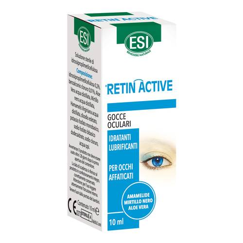 RETIN Active Mirtillo Gocce 10 ml