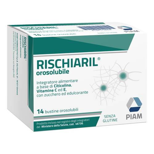 RISCHIARIL 14BS 28G