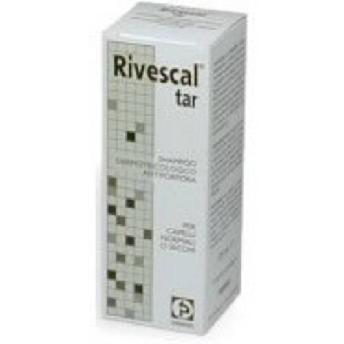 RIVESCAL TAR SHAMPOO 125ML